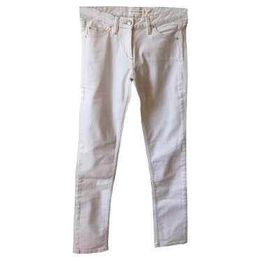 Isabel Marant Etoile Isabel Marant Jeans White T.3