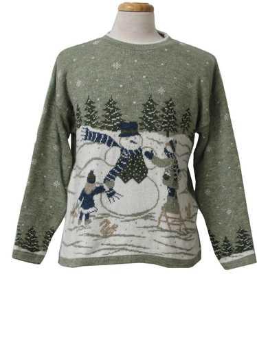 1980's Willow Ridge Unisex VintageUgly Christmas S