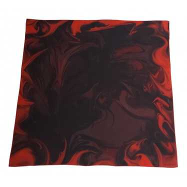 Gucci Black Silk scarf for Women