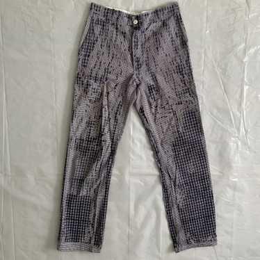 ss2000 Margiela Artisanal Vintage Painted Pants -