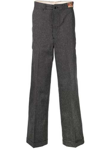 Fake Alpha Vintage 1940s tailored long trousers -… - image 1