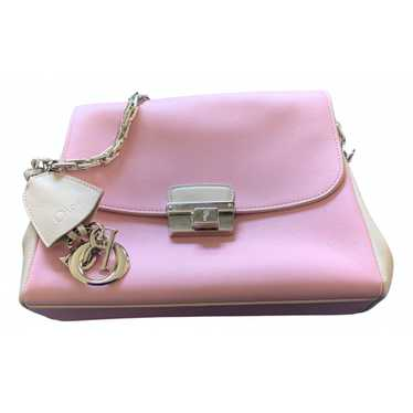 Dior Diorling Multicolour Leather handbag for Wome