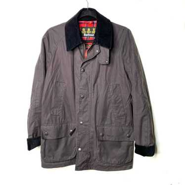 Barbour Barbour Classic Bedale brown Wax Jacket S - image 1