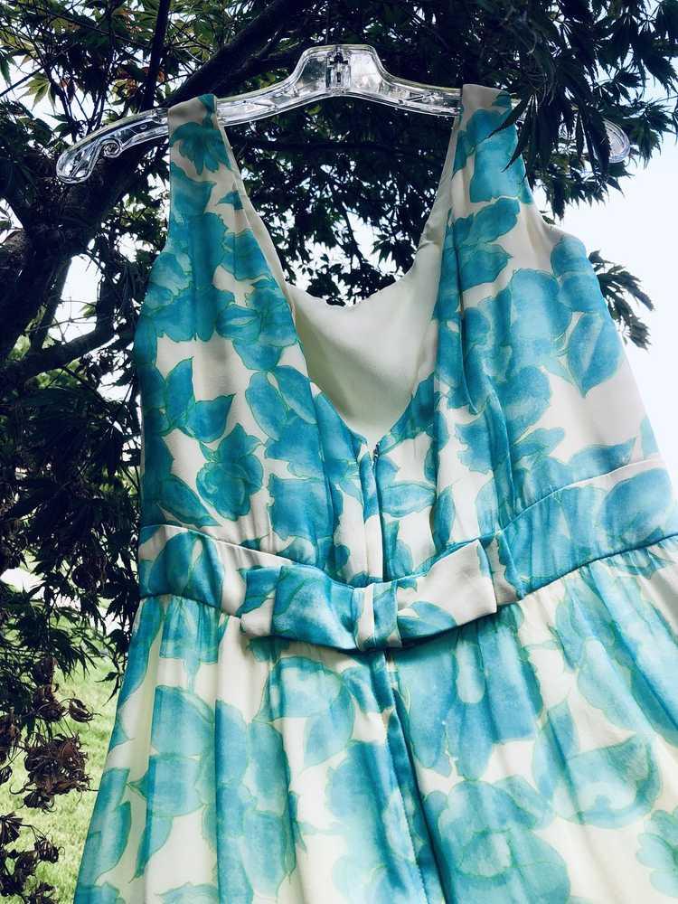 Vintage Lee Claire Maxi Dress - image 4