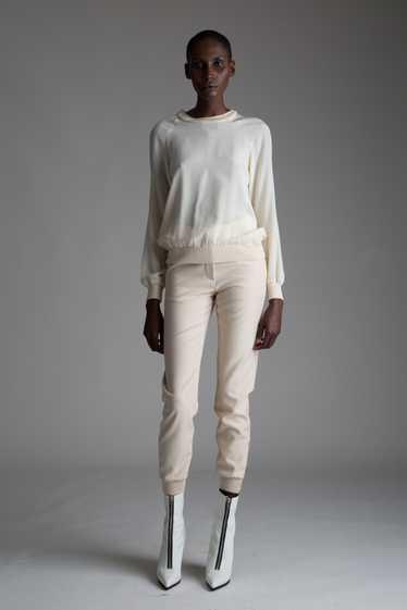 Miguel Adrover Silk Sweatshirt