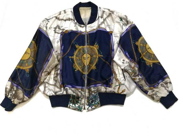 Bomber Style Jacket × Designer × Japanese Brand B… - image 1