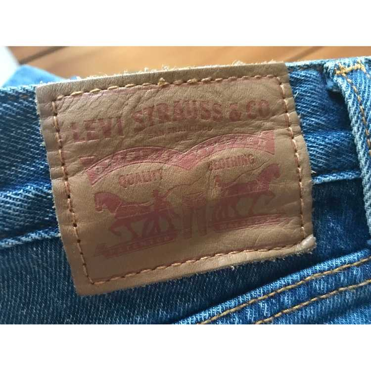 Levi's Blue jeans - image 4
