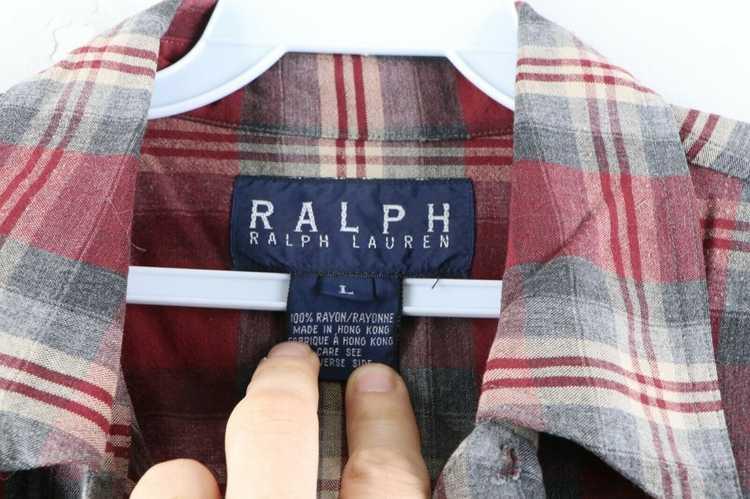 Ralph Lauren × Vintage Vintage 80s Ralph Lauren R… - image 5