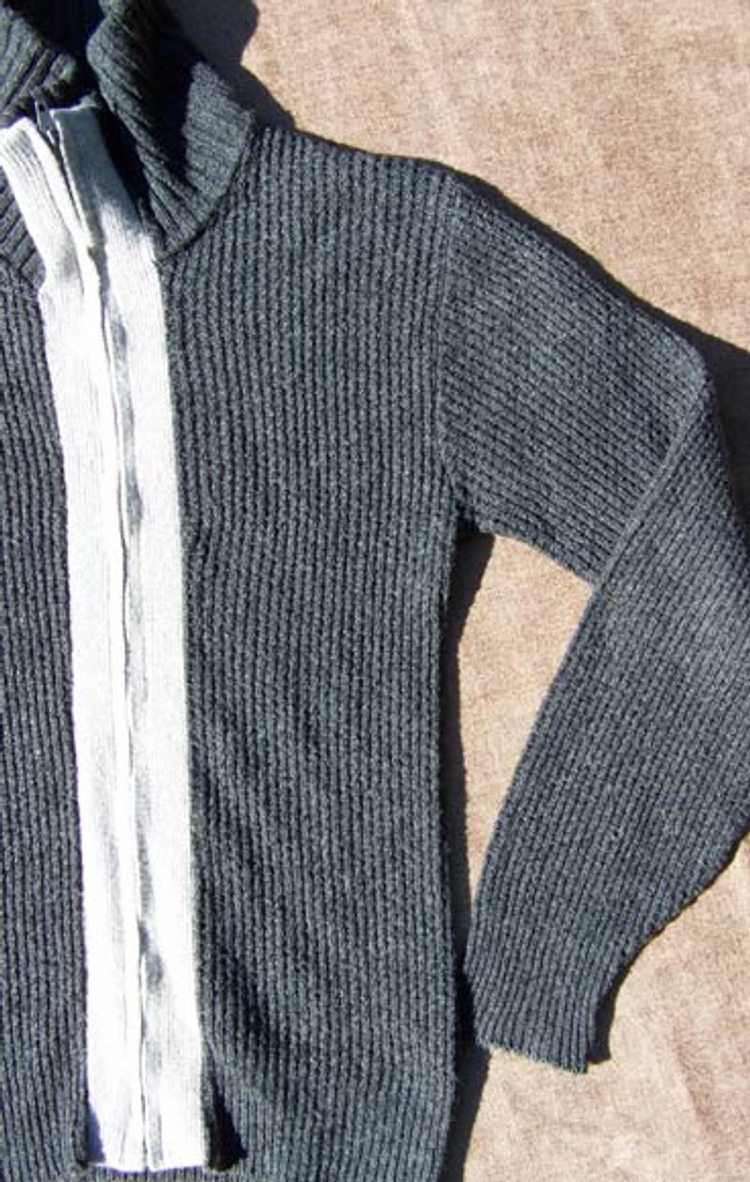 Pilgrim zip cardigan - image 4