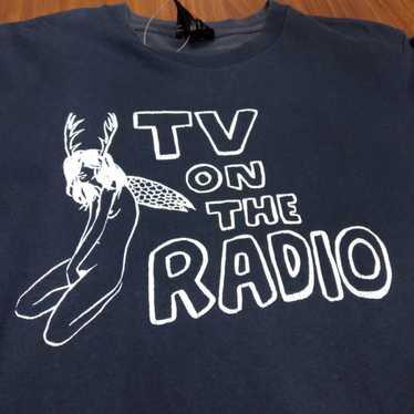 SNOOP TESHY TESH T-Shirt Promo John Tesh Pianist Composer Pop Classical Music Radio Host Tv Snoop Dogg Tee Tops Music Sz L