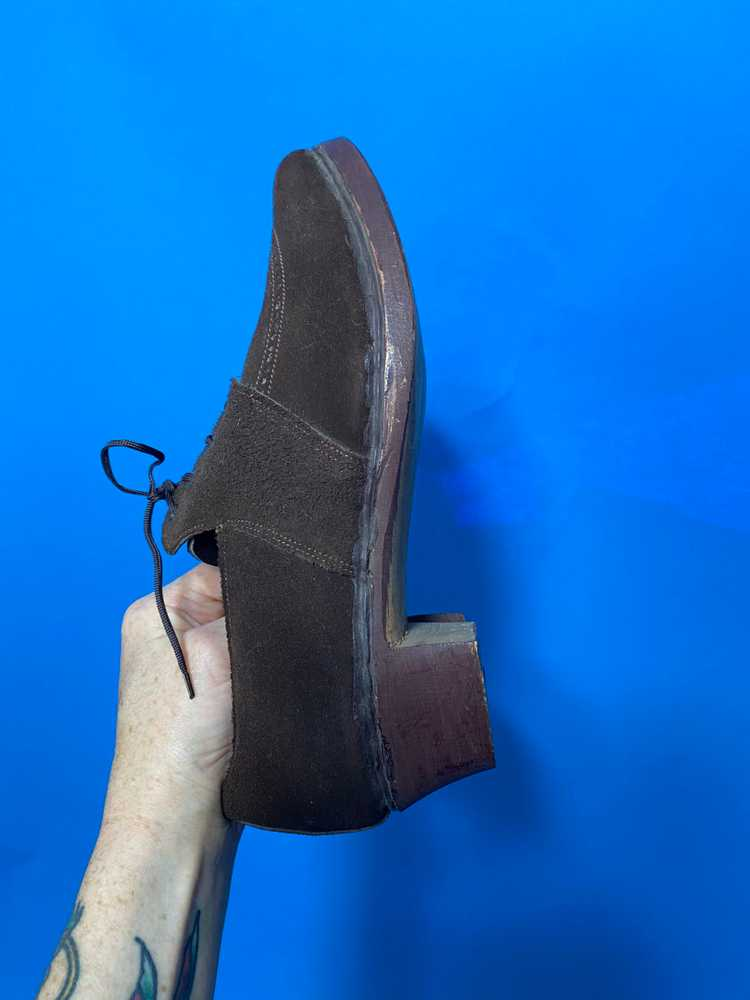 Deadstock 1940s shoes, french - image 5