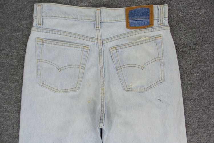 Levi's Distressed Levi's 510-0217 Jeans W30xL30.5 - image 7
