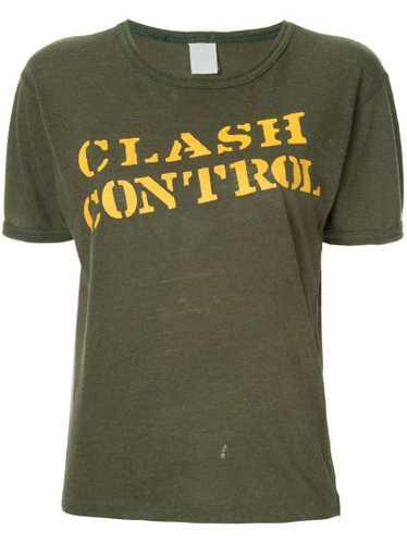 Fake Alpha Vintage - The Clash T-shirt - women - C