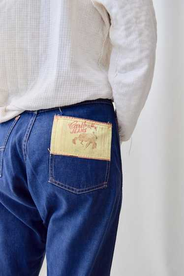 """Fifties """"Caribou Rider"""" Side Zip Jeans - image 1"""
