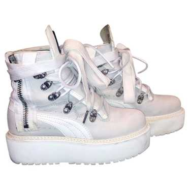 Fenty Trainers in White