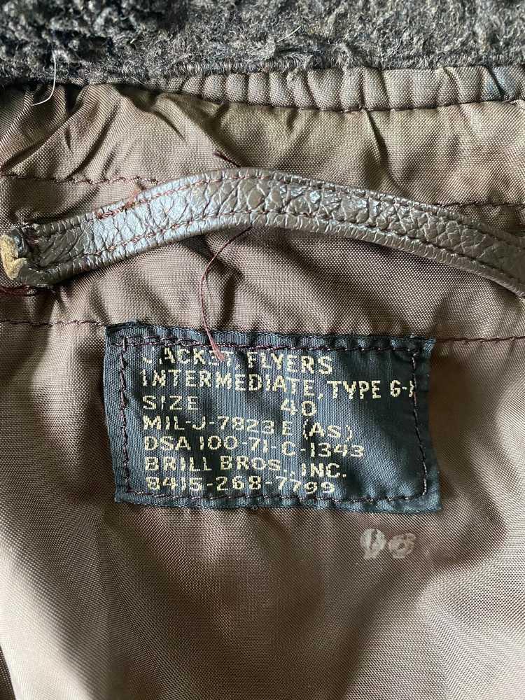 Vintage G-1 flight jacket - image 3