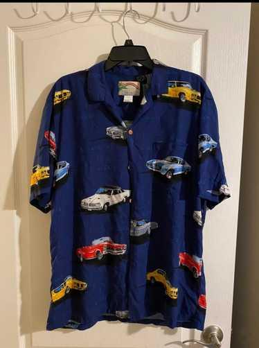 Paradise Found Hawaiian shirt