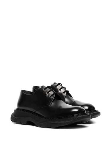 Alexander McQueen Chunky derby shoes 8