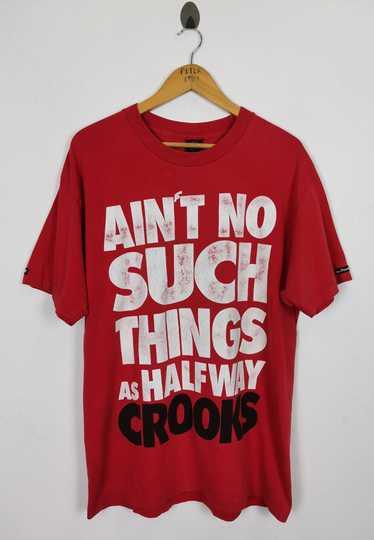Streetwear CROOKS GRAPHIC TEE