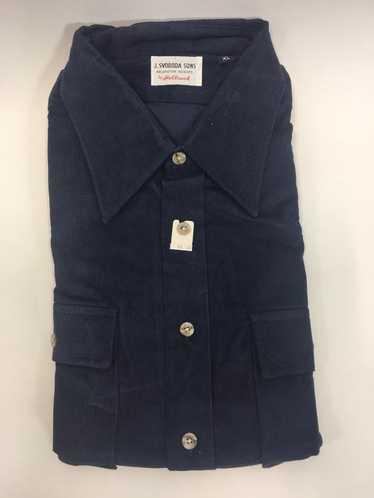 70s Corduroy Shirt