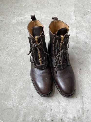 Alexander McQueen Leather Alexander McQueen Boots