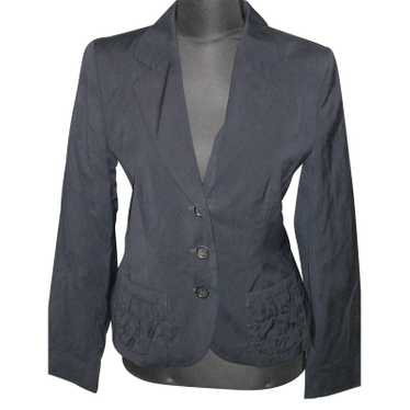 Bogner Blazer with Ruffles
