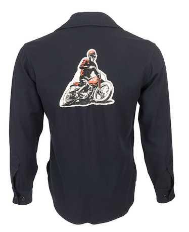 1950s Motorcycle Shirt
