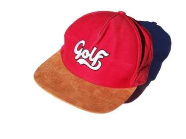 Golf Wang Red Script SnapBack - image 1