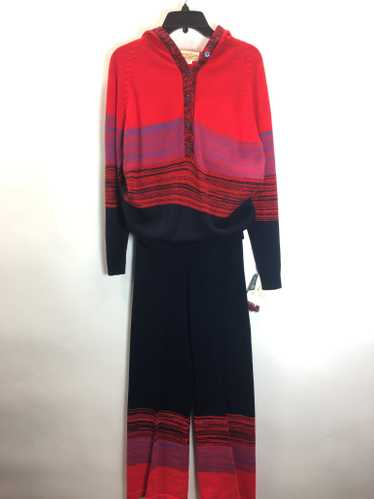 60's knit Suit