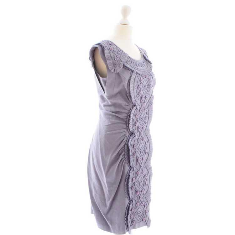 Matthew Williamson Dress in lilac - image 2