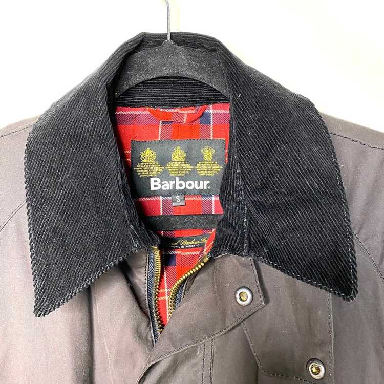 Barbour Barbour Classic Bedale brown Wax Jacket S - image 2
