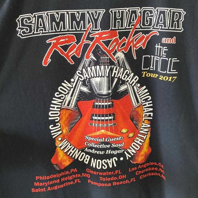 Band Tees × Rock T Shirt × Rock Tees The Red Rock… - image 2
