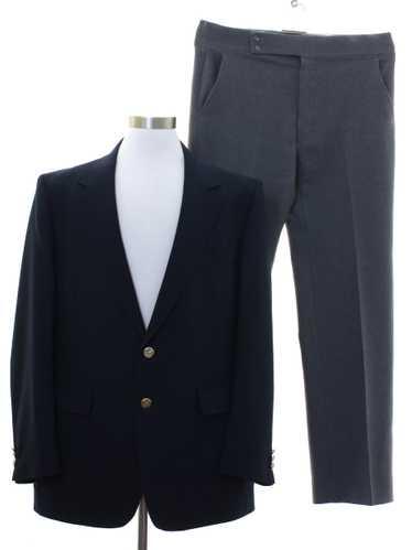 1970's Oernie Mens Combo Disco Suit