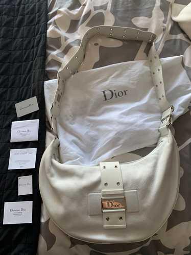 Dior Street chic hobo bag