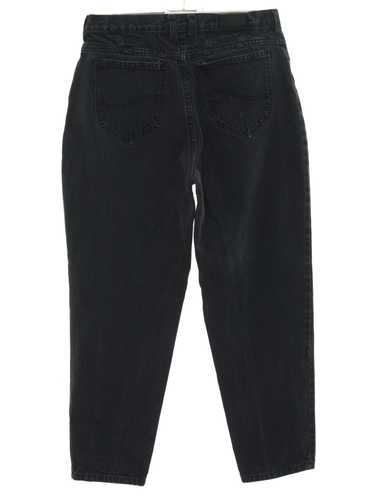 1980's Lee Riders Womens Tapered Leg Denim Jeans P