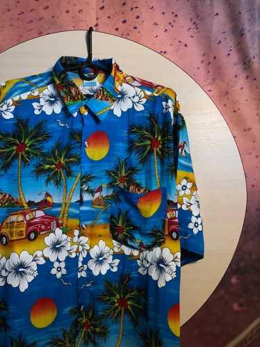 Aloha Wear × Hawaiian Shirt × Vintage Vintage Hawa