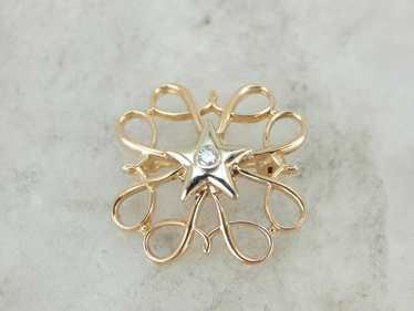 Updated Avon Sales Pin and Diamond Star Pin