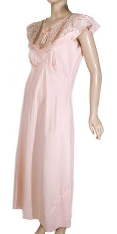 1940s Vintage Nightgown