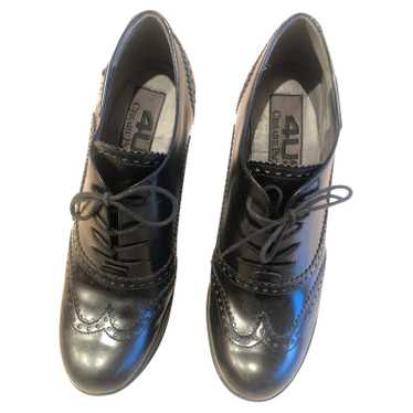 3UK,5US CESARE PACIOTTI Italia Class /& Style Ladies Leather Shiny Shoes,Sz 36 IT Red