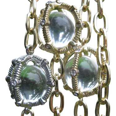 Vintage Pools of Light Necklace RJ Graziano