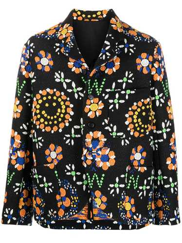 Walter Van Beirendonck Pre-Owned Boxy embroidered
