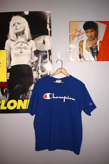 Champion × Vintage 90s Champion T-Shirt