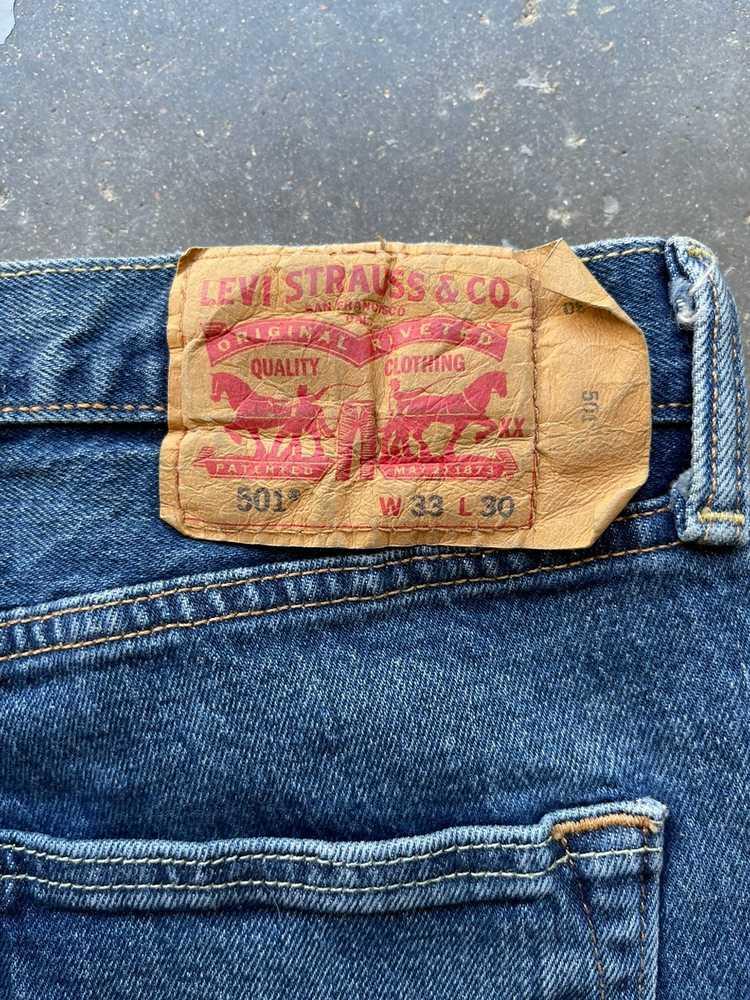 Levi's × Streetwear × Vintage Vintage 90's Levi's… - image 5