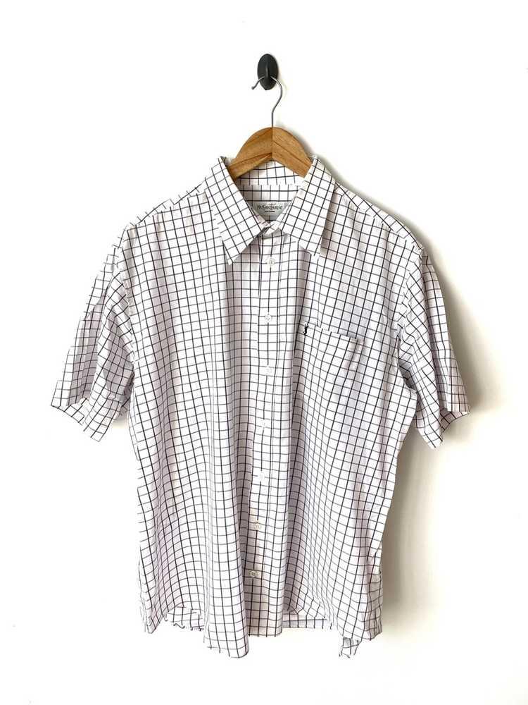Yves Saint Laurent Yves Saint Laurent Shirt vinta… - image 1