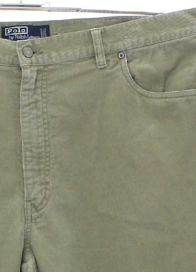 1980's Polo Ralph Lauren Mens Polo Ralph Lauren C… - image 2