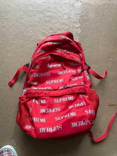 Supreme Supreme 3M Backpack