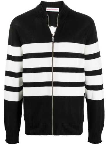 Walter Van Beirendonck Pre-Owned Walter striped ca