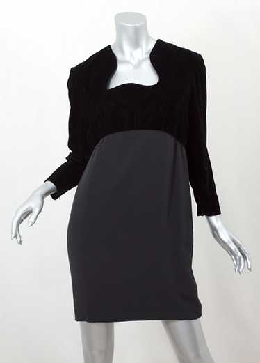 Bill Blass little black dress, 1980s