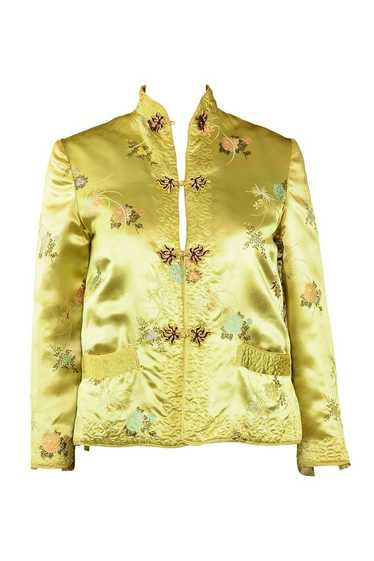 Gold Embroidered Jacket