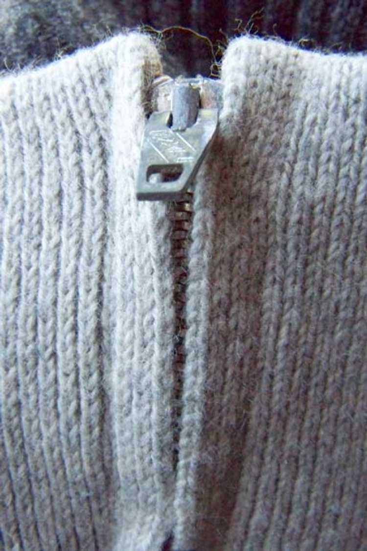 Pilgrim zip cardigan - image 3